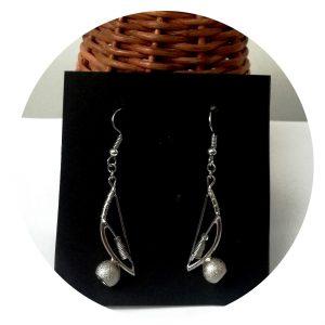 Berimbau Earrings