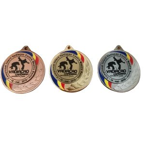 Your Logo Medal (15pcs Plastic)