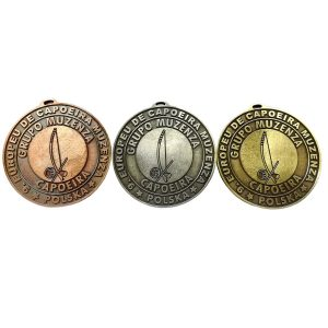 Your Logo Medal (45pcs Metal)